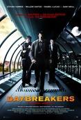 Poster de «Daybreakers - O Último Vampiro»