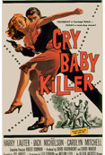 Poster de «The Cry Baby Killer»