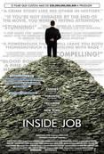 Poster de «Inside Job - A Verdade da Crise»