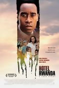 Poster de «Hotel Ruanda»