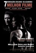 Poster de «Million Dollar Baby - Sonhos Vencidos»
