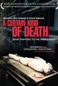 Poster de «A Certain Kind of Death»