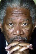 Foto Morgan Freeman