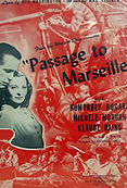 Poster de «Passage to Marseille»