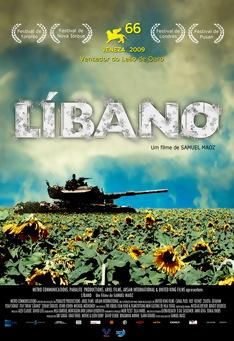 Poster de «Líbano»