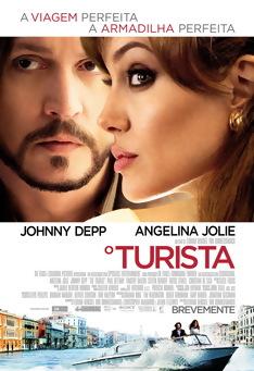Poster de «O Turista»