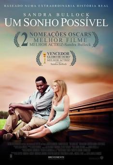 Poster de «Um Sonho Possível»