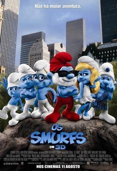 Poster de «Os Smurfs (3D)»