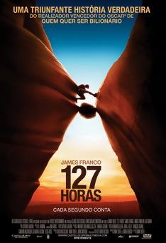 Poster de «127 Horas»