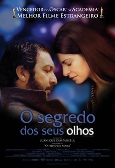Poster de «O Segredo dos seus Olhos»