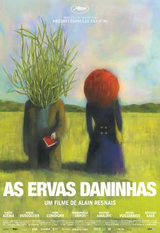 Poster de «As Ervas Daninhas»