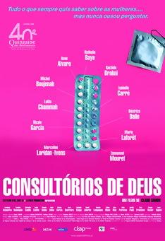 Poster de «Consultórios de Deus»