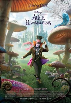 Poster de «Alice no País das Maravilhas (V.O.) (III)»