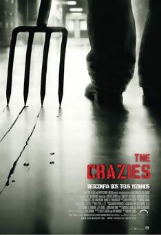 Poster de «The Crazies - Desconfia dos Teus Vizinhos»