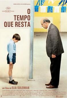 Poster de «O Tempo que Resta (II)»