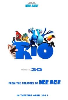 Poster de «Rio (V.O. - 3D)»