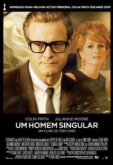 Poster de «Um Homem Singular»