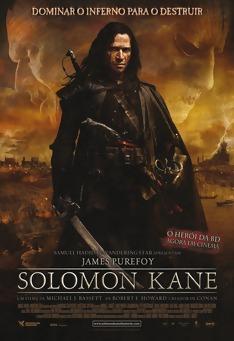 Poster de «Solomon Kane»