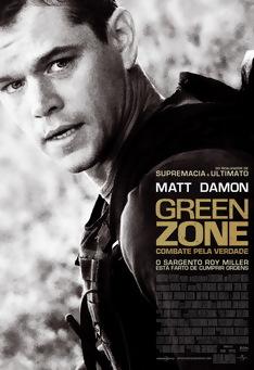 Poster de «Green Zone: Combate pela Verdade»