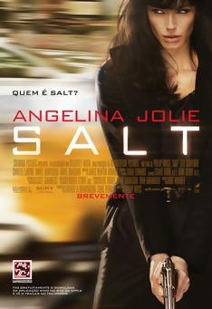 Poster de «Salt»