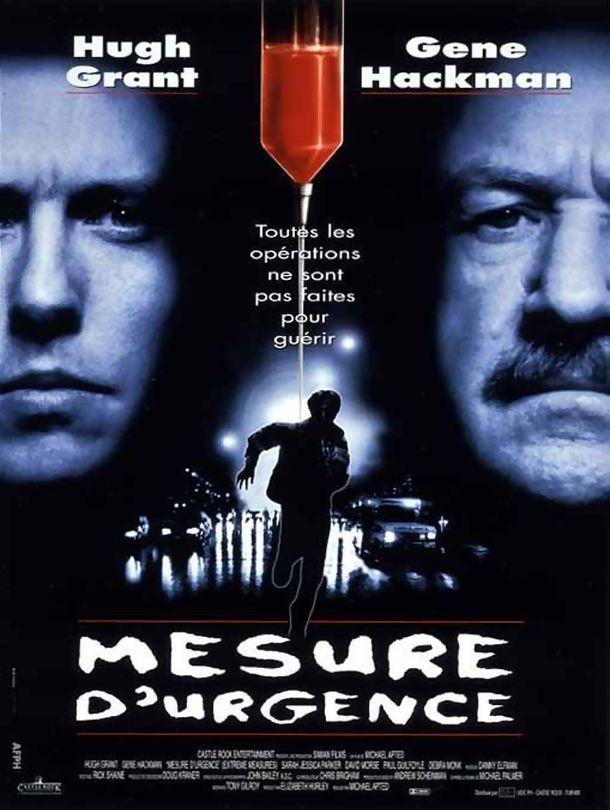 Poster do filme Medidas extremas