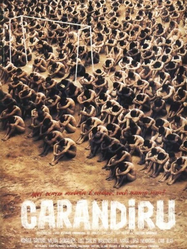 Poster do filme Carandiru