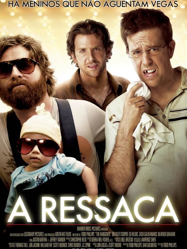 Poster do filme A Ressaca