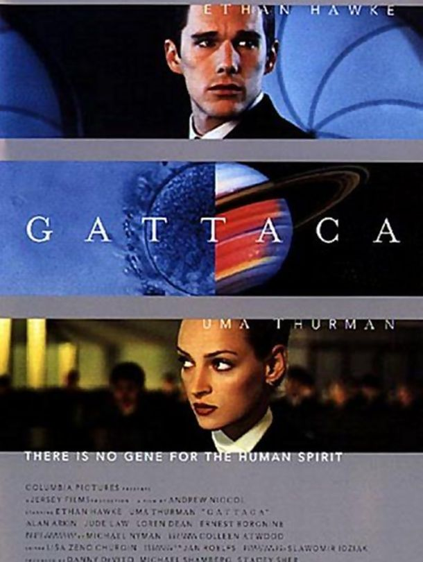 Poster do filme Gattaca