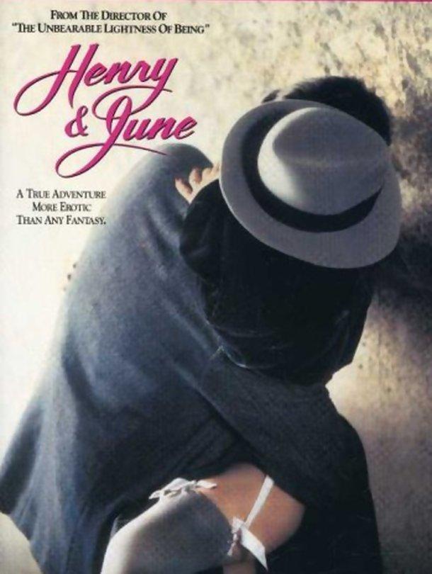 Poster do filme Henry & June