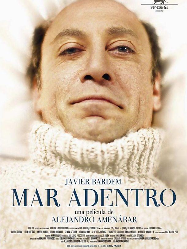Poster do filme Mar Adentro