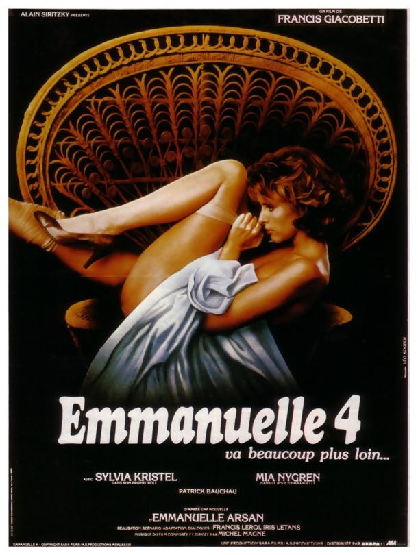 Poster do filme Emmanuelle 4