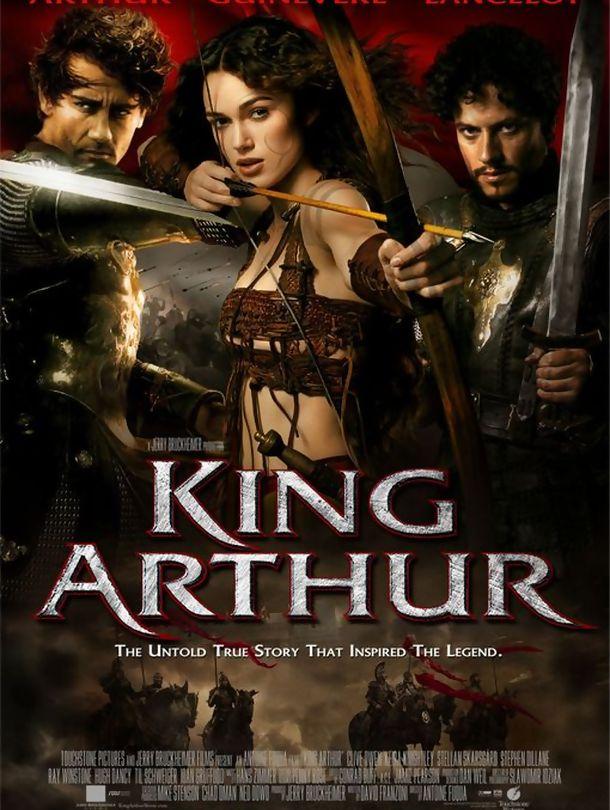 Poster do filme Rei Artur