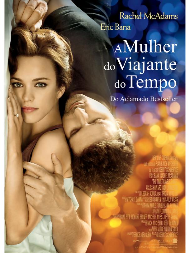 Poster do filme A Mulher do Viajante do Tempo