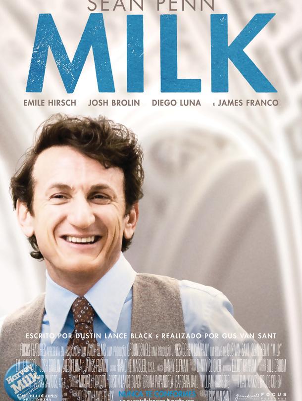 Poster do filme Milk