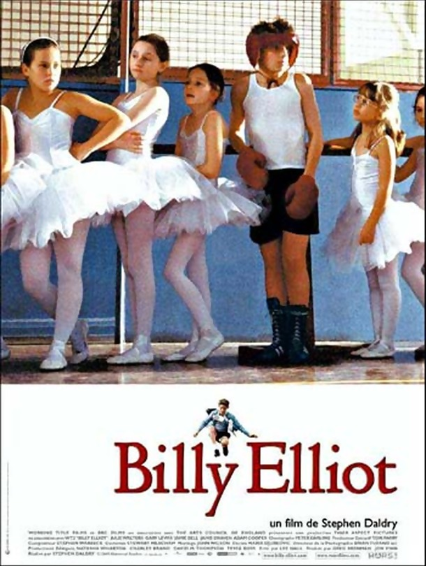 Poster do filme Billy Elliot