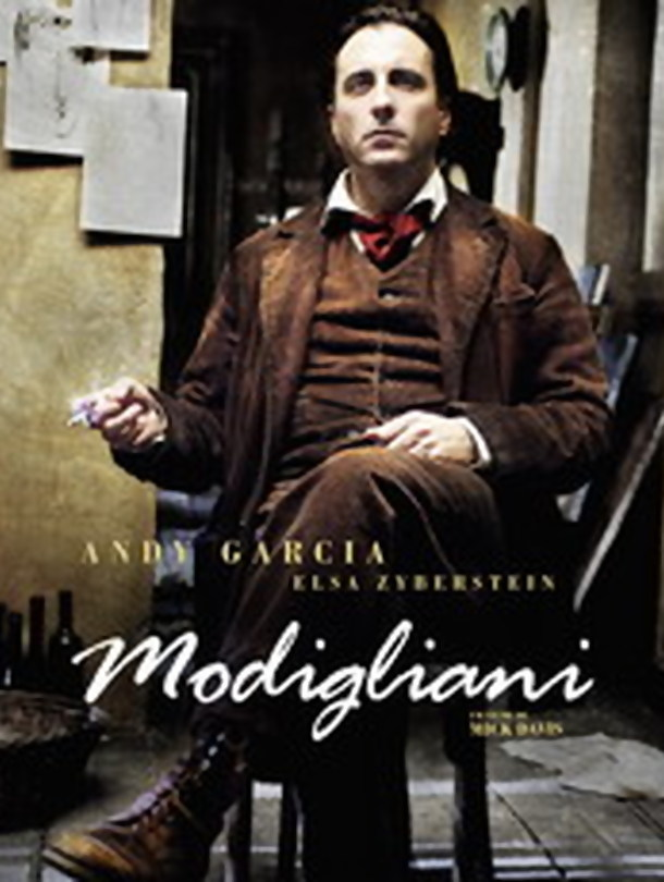 Poster do filme Modigliani