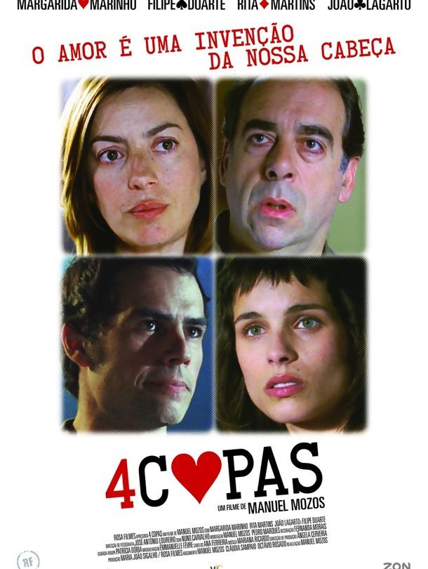 Poster do filme 4 Copas