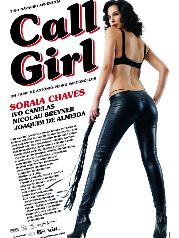 Poster do filme Call Girl