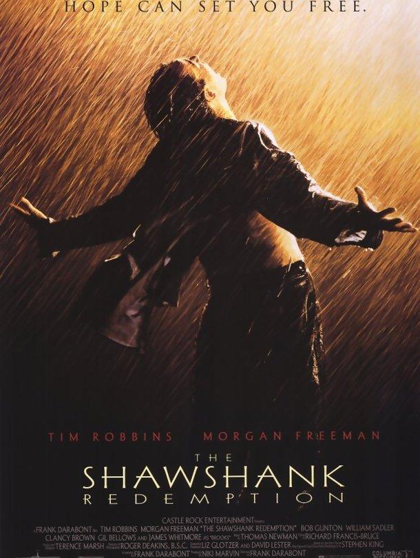 Poster do filme Os Condenados de Shawshank
