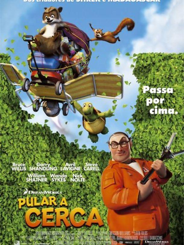 Poster do filme Pular a Cerca (V.O)