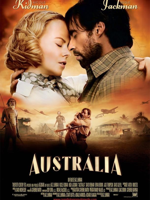 Poster do filme Austrália