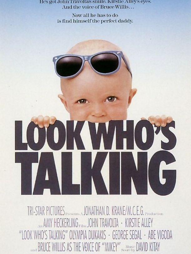 Poster do filme Olha Quem Fala