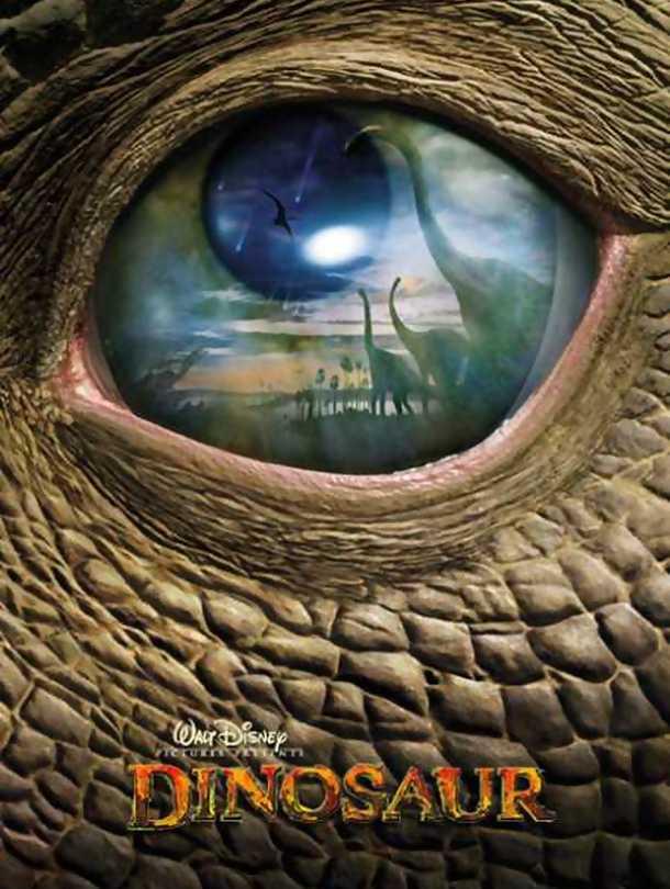 Poster do filme Dinossauro
