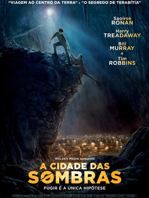 Poster do filme A Cidade das Sombras