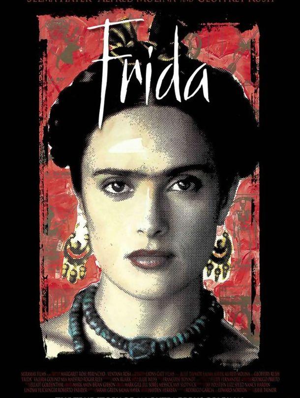 Poster do filme Frida