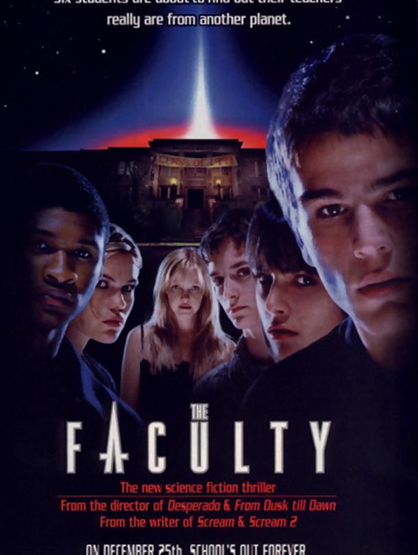 Poster do filme Mistério na Faculdade