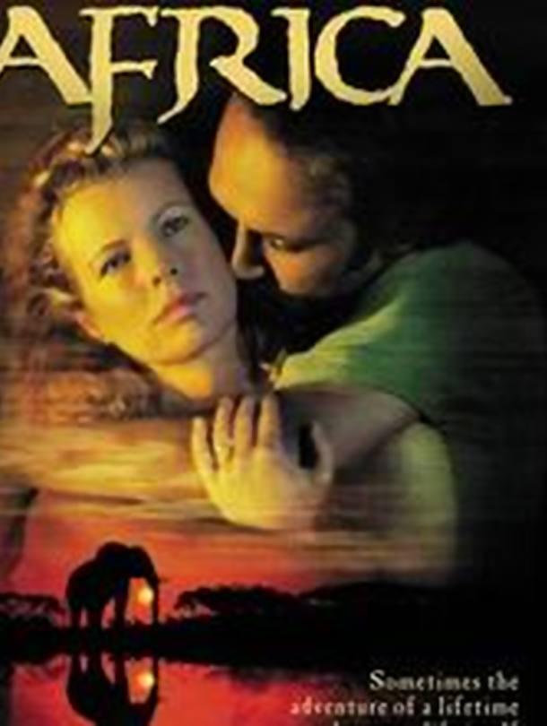 Poster do filme África dos Meus Sonhos